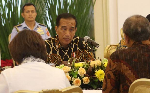 Jokowi Bertemu PM Singapura Lee Hsien Long Bahas Insentif Kawasan Industri