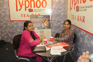 Health and Happiness with Typhoo at Yogshala Expo 2017