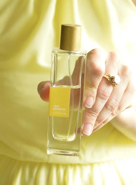 1856 Darjeeling Perfume bottle