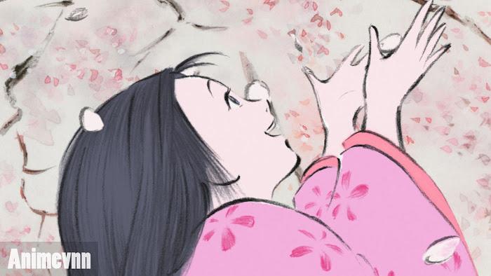 Ảnh trong phim The Tale Of The Princess Kaguya 1