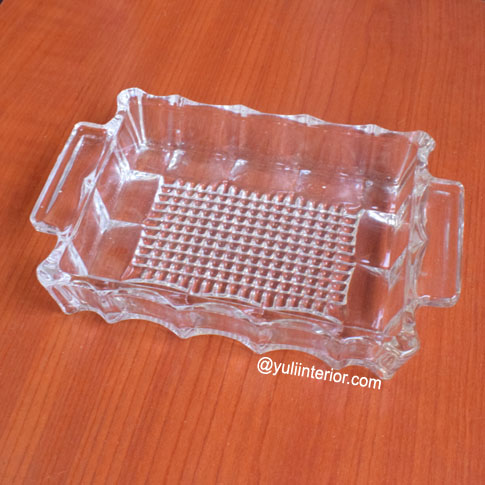 Mini Decorative Glass Crystal Tray in Port Harcourt, Nigeria