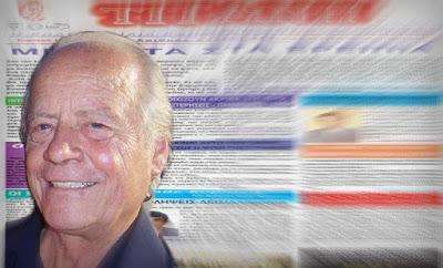 Συγκίνηση στο ετήσιο μνημόσυνο του δημοσιογράφου Αλέξανδρου Αναστασίου