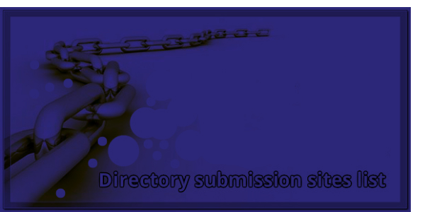 Free Directory Submission Site Lists