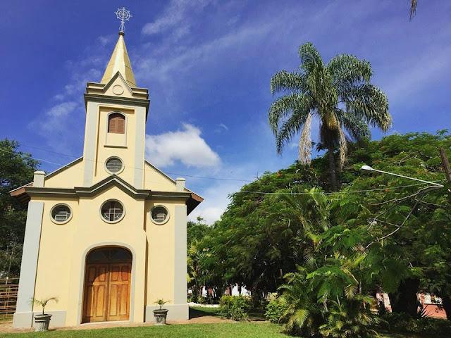 igreja de itaqueri da serra