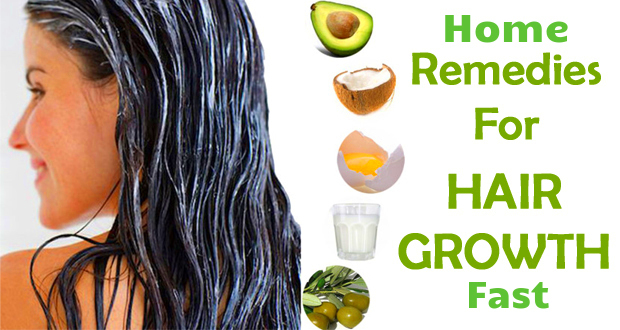 Natural Home Remedies for Hair Growth