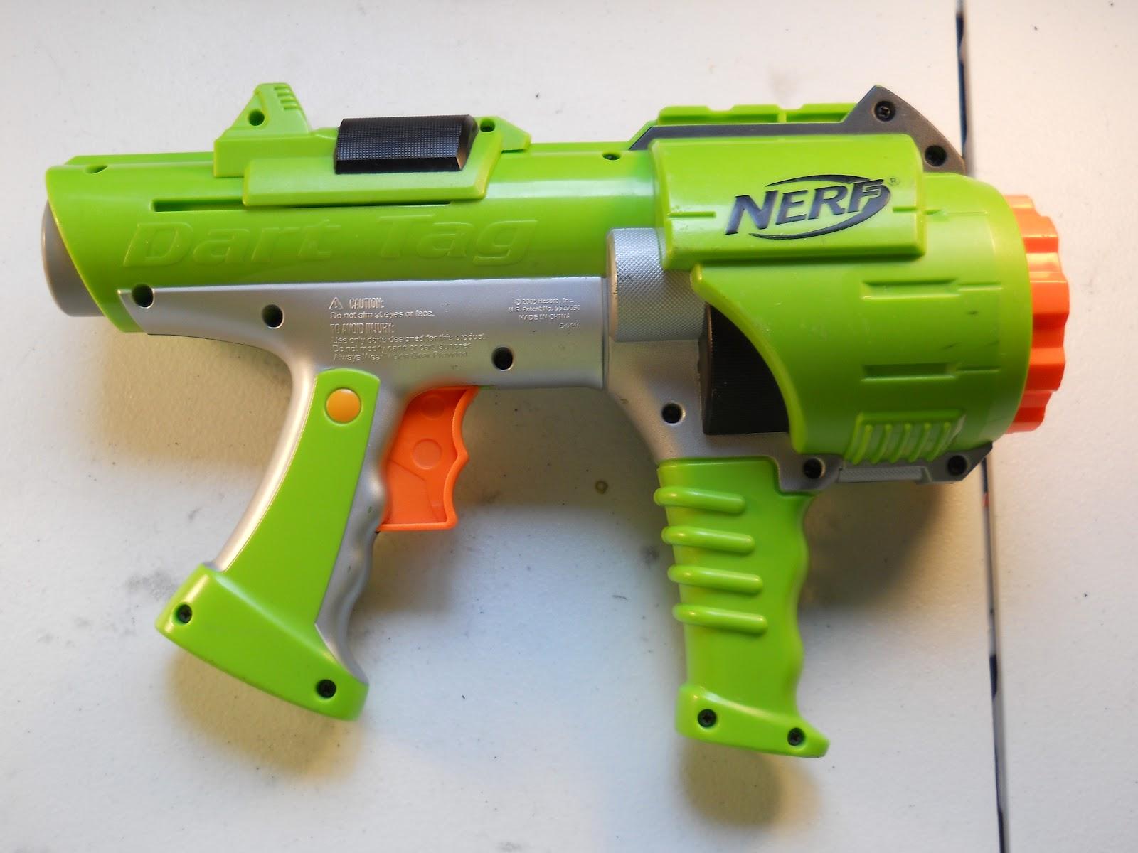 Nerf Dart Tag Hyperfire