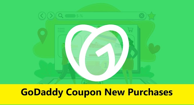 May 2021, 40% Off Godaddy Coupon New Purchases, New Domain Names Registration