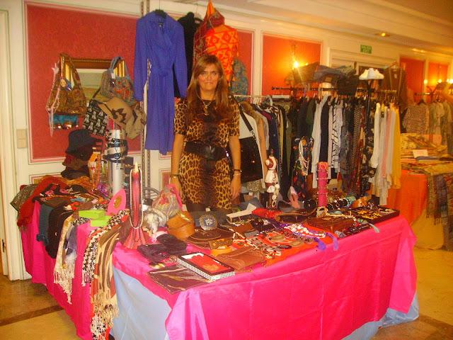 Bazar de la India en el Hotel Miguel Ángel. Desde hoy viernes 11 hasta el domingo 13 de 10:30 a 21:00 A beneficio de   los proyectos de la Fundación Ciudad de la Esperanza y Alegría.