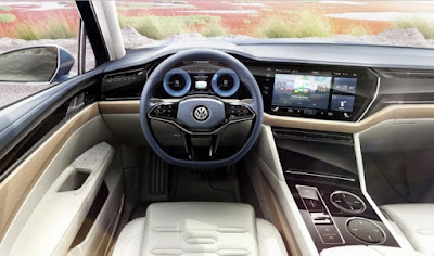 Volkswagen Touareg 2018 Reviews, Specs, Price