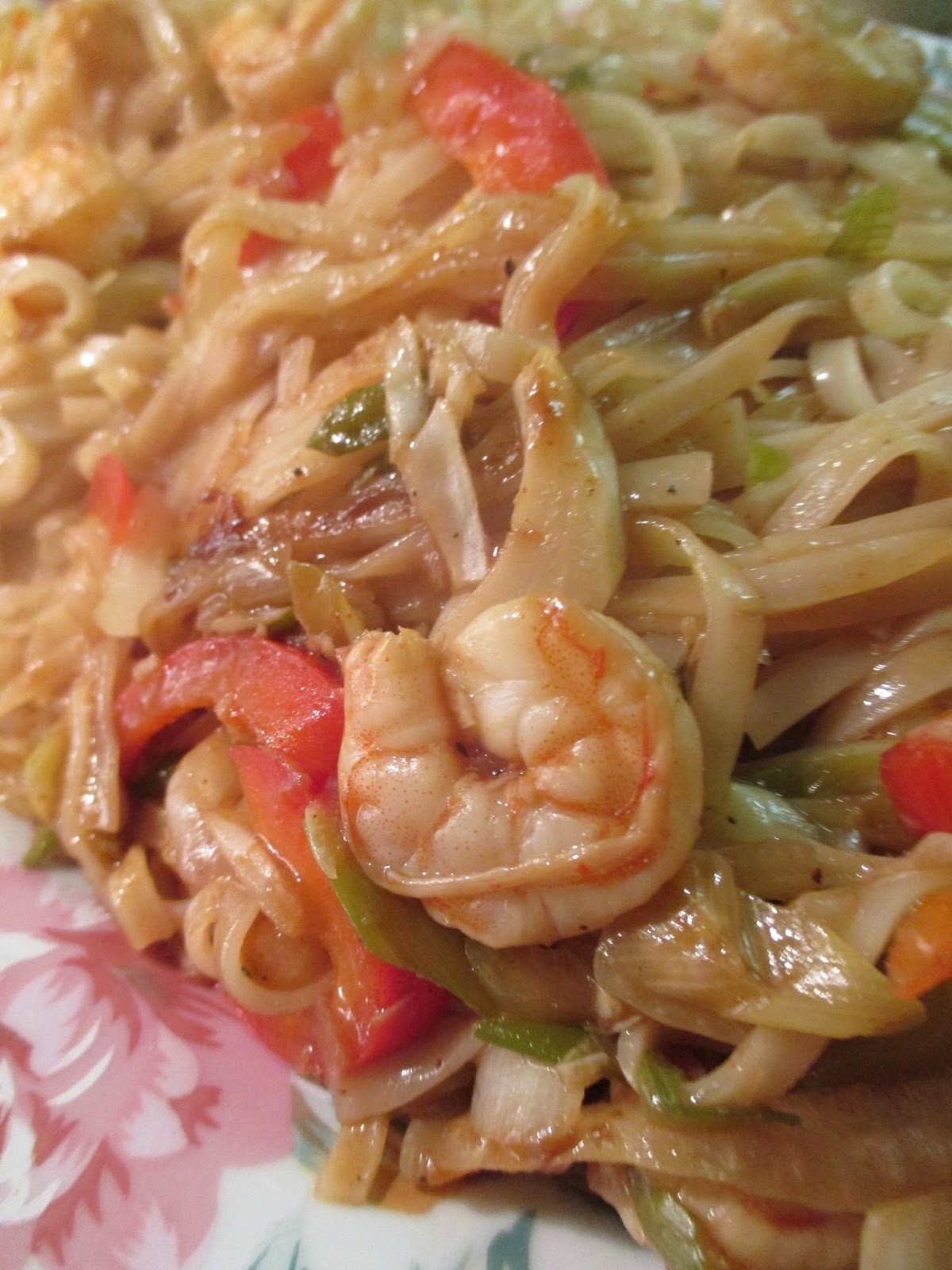 Hot and Cold Running Mom - Just my Stuff: Singapore Shrimp