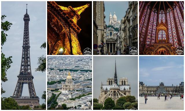 Recuerdos de Paris
