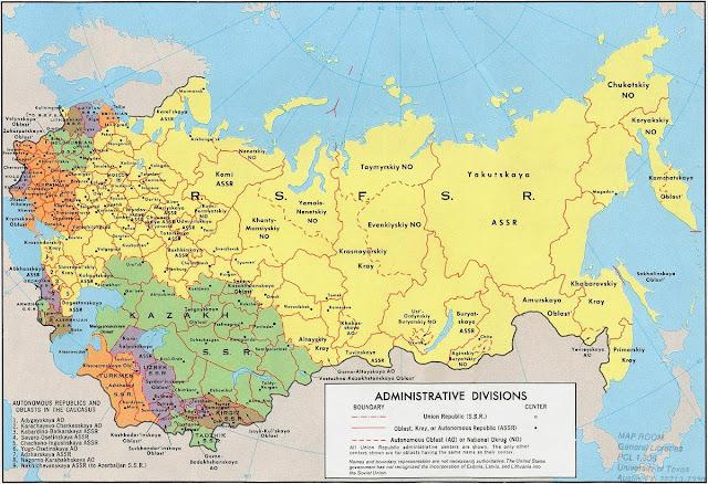 خريطة روسيا Russia Map