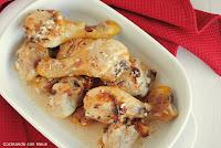 Pollo marinado con yogur de Nigella Lawson-cocinando-con-neus
