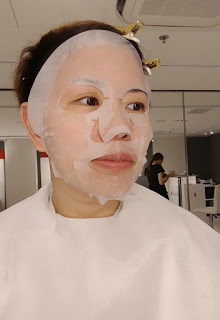 Elizabeth Arden THE RED DOOR SPEED SERVICES,面膜,MASK
