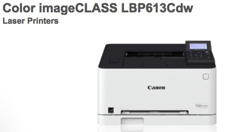 ImageCLASS LBP6000
