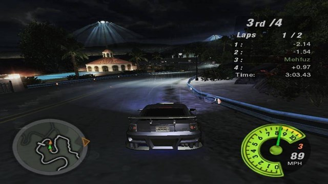 Download Need for Speed Underground 2 PC Games Gameplay