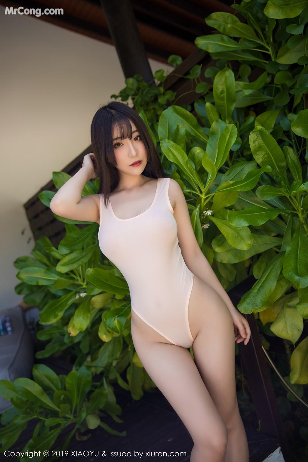 Image XiaoYu-Vol.155-Cherry-MrCong.com-012 in post XiaoYu Vol.155: 绯月樱-Cherry (67 ảnh)
