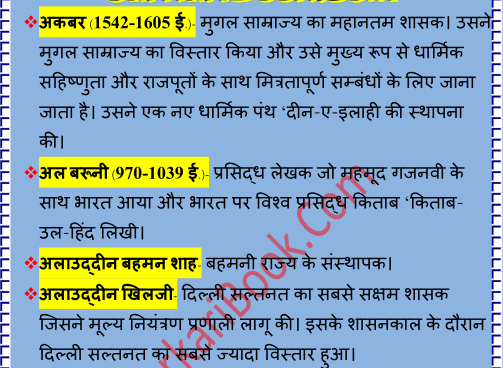 वर्ल्ड फ़ेमस पर्सनलिटी पीडीऍफ़ पुस्तक हिंदी में  | World Famous Personalities PDF Book In Hindi