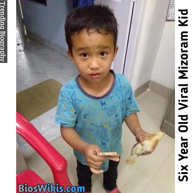 Derek C Lalchhanhima (Viral Six-Year-Old Mizoram Kid)  Biography, Parents, Family, School, Wiki & More