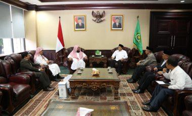 SEPAKAT!!! Arab Saudi-Indonesia Kerjasama Sosialisasikan Islam Moderat