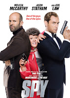 Spy 2015 UnRated 720p English BluRay ESubs Full Movie Download