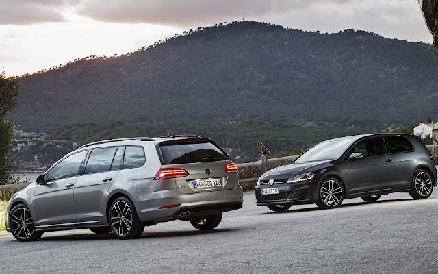 VW Golf GTD Hatch a Variant 2018: fotos e especificações