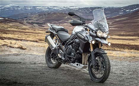 Triumph Tiger Explorer Mileage And Price The Motorcycle