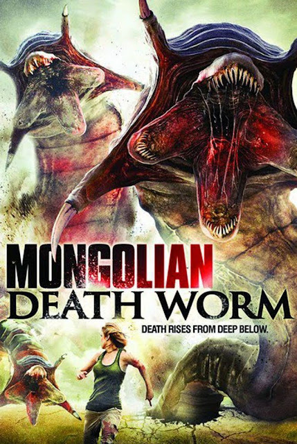 فيلم دودة الموت المنغولية Mongolian Death Worm
