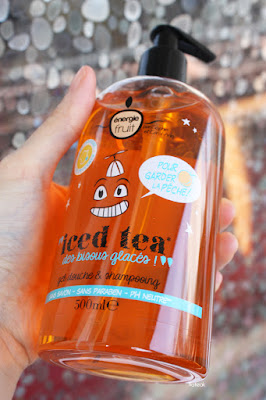 Energie fruit Iced tea