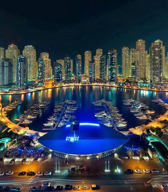 dubai waterfront marina - photo #34