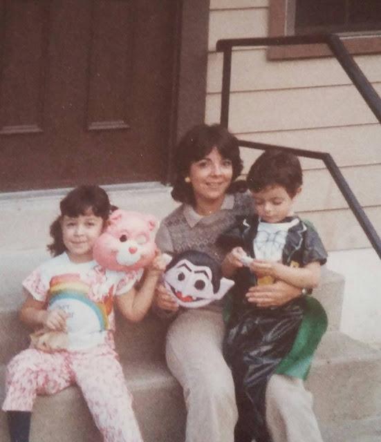 Mi mamá tenía super poderes