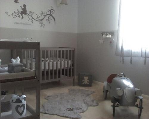 d coration chambre b b gris et blanc b b et d coration. Black Bedroom Furniture Sets. Home Design Ideas