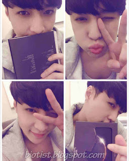 Lay of EXO-M Selca Photos - Selfie Picture