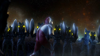Ultraman vs the Baltans