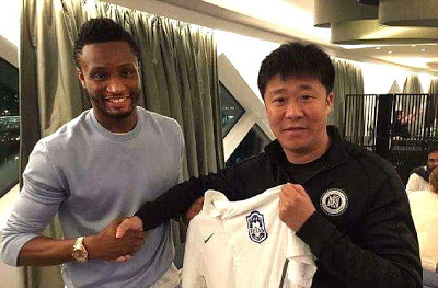 Image result for Read Mikel Obi's emotional letter to Chelsea fans as he leaves for China
