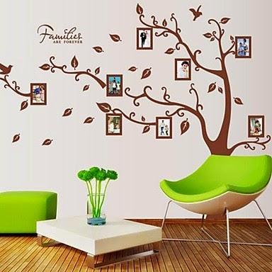 DIY Hiasan Dinding Gambar Keluarga Tahukah Info