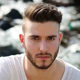 Gaya Rambut Undercut Pria Masa kini 2016