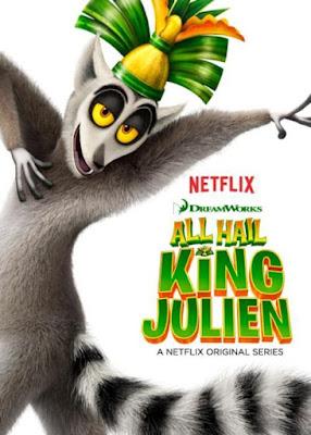 Madagascar All Hail King Julien (TV Series) S01 Custom HD