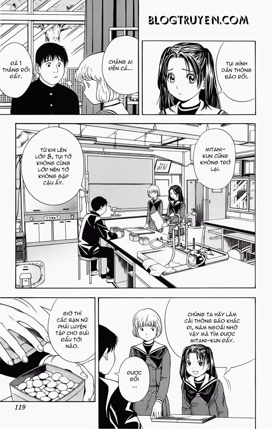 Hikaru No Go hikaru no go chap 57 trang 4