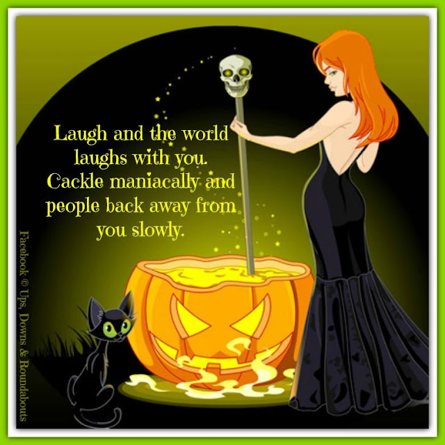 Famous Funny Halloween Witch Broom Quotes And Sayings