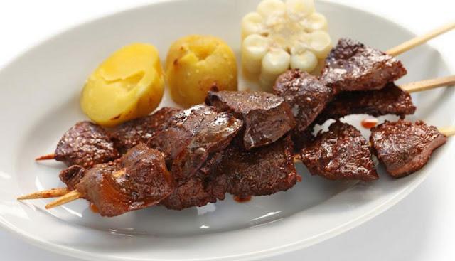 Các món thịt ở Lima, Peru