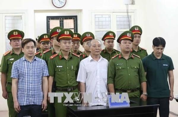 Phan Hữu Tuấn (Phó Tổng cục trưởng, Tổng cục tình báo, BCA), bị khởi tố