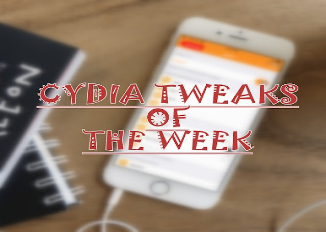 I have listed all the cydia tweaks released this week for ease and they just tested & work fine. All these tweaks are compatible with all iPhone, iPad, and iPod Touch running iOS 8 and iOS 9.