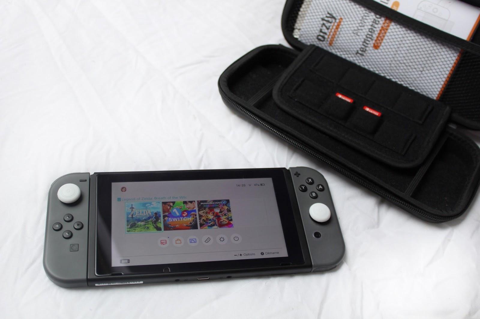 nintendo switch jeux multijoueur