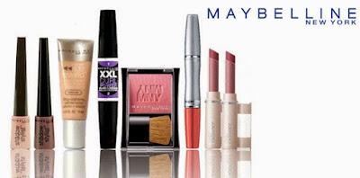 Kosmetik Maybelline Terbaru