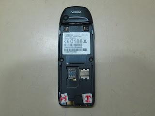 Hape Rusak Nokia 6310 Buat Kanibalan