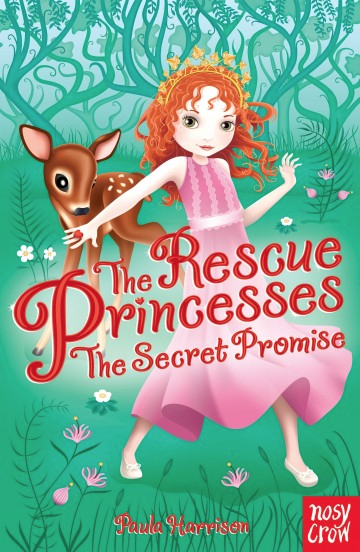 The Rescue Princesses  by Paula Harrison