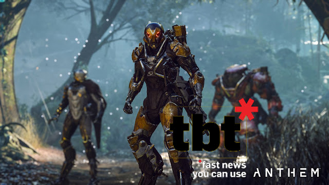 EA E3 2018 Rekap: Anthem, Battlefield V, dan Lainnya