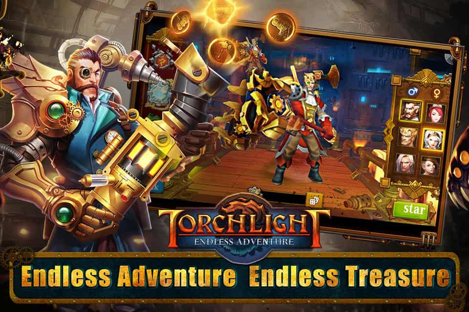 Torchlight-ID Apk Data Obb - Free Download Android Game