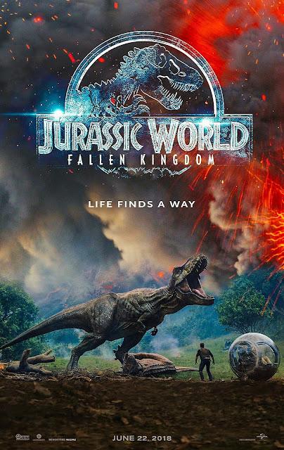 Jurassic World 2 Fallen Kingdom (2018) Web-DL Dual Audio [Hindi + English] 480p 720p 1080p HD Download | Watch Online | Gdrive